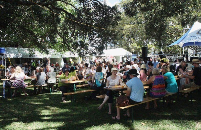 Фестиваль вина в Новой Зеландии