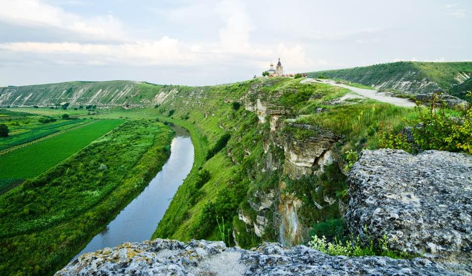 Молдова непопурярное направление