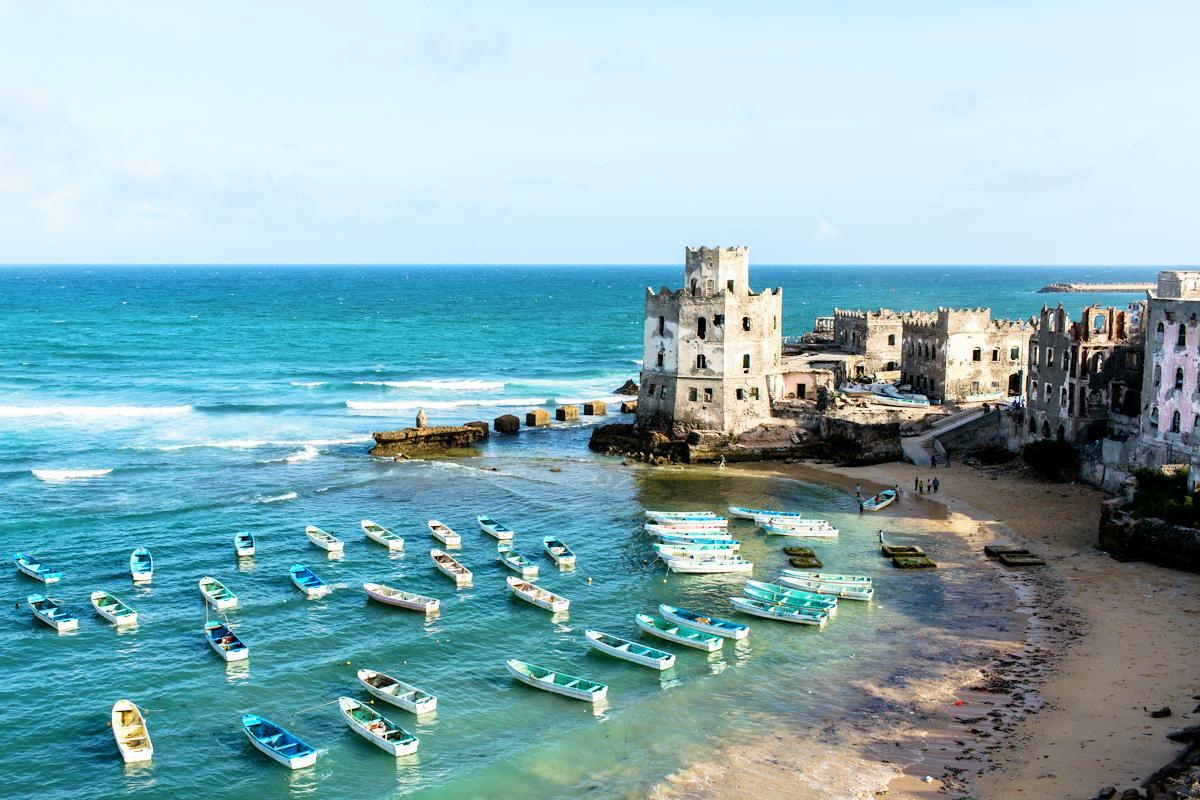 Сомали непопулярное направление