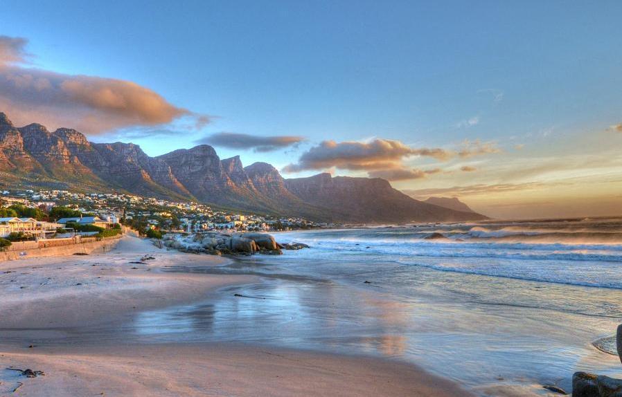 Опасное побережье Кейптауна