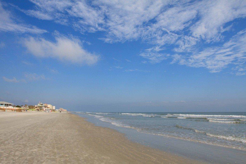 Новая Смирна-бич опасный пляж