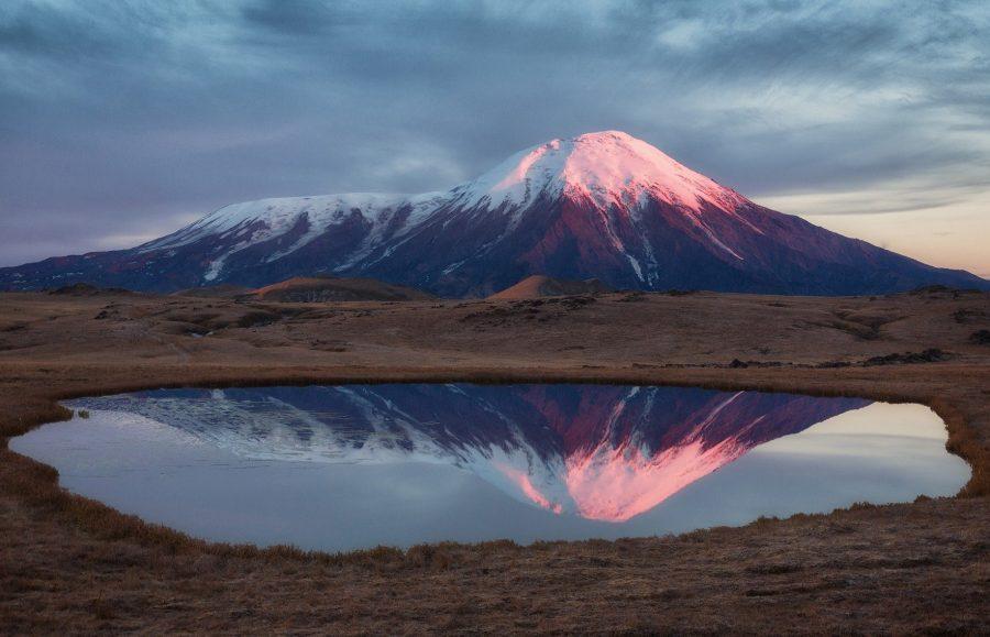 Камчатка в России похожа на Исландию