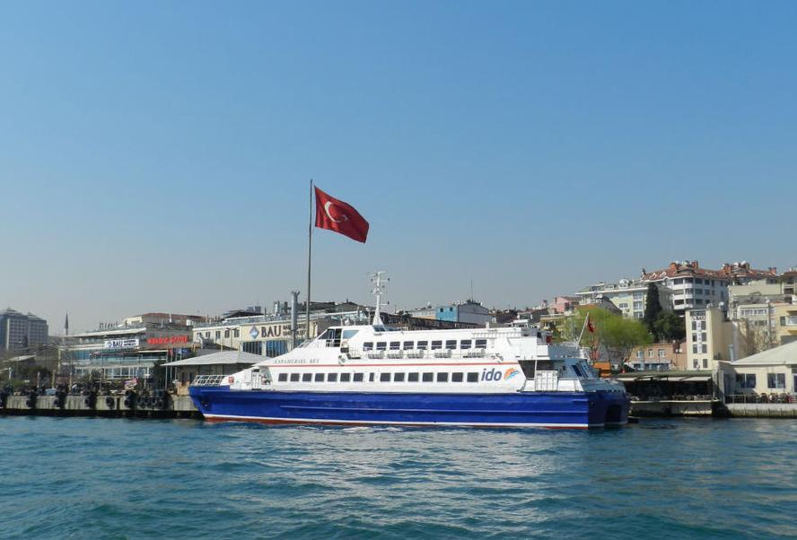 Круиз по Босфору в Турции