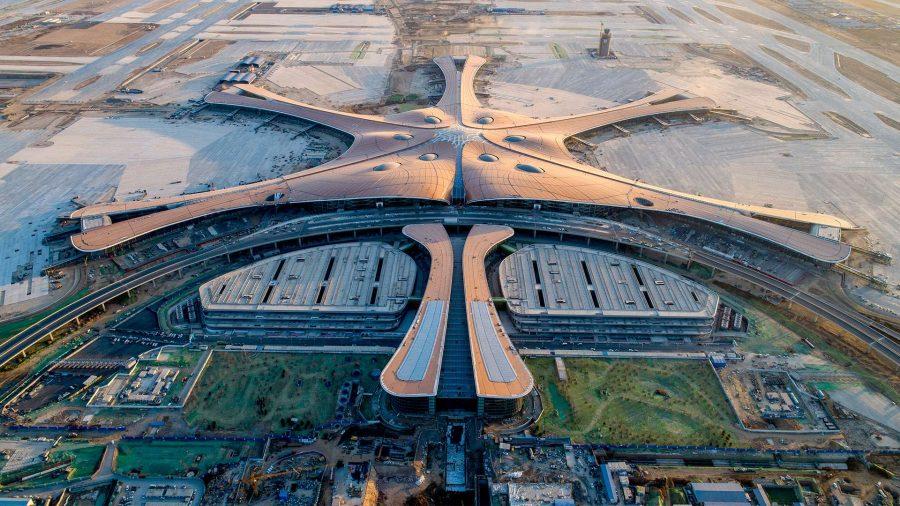 Пекинский международный аэропорт, Китай