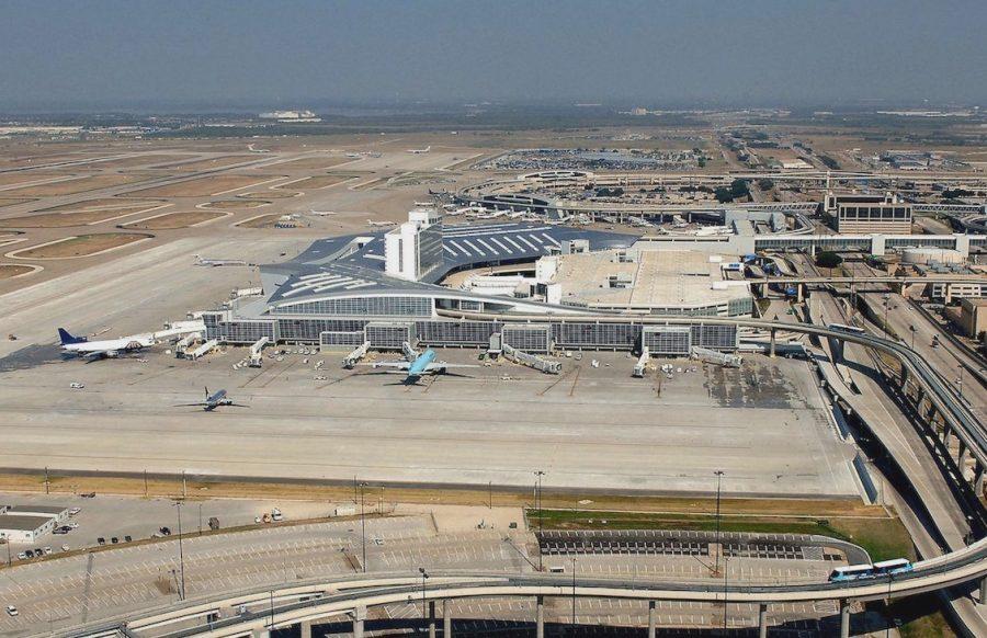 Аэропорт Даллас-Форт-Уэрт, США