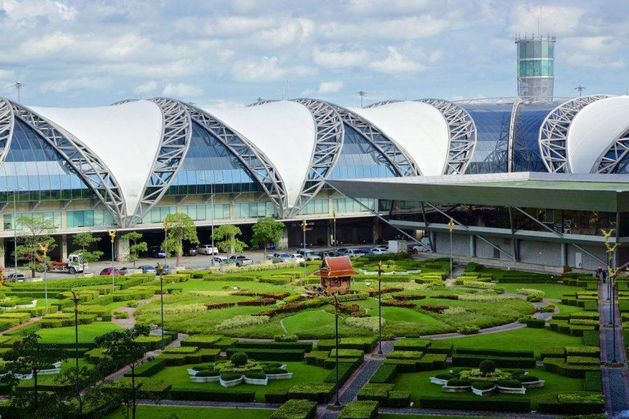 Аэропорт Суварнабхуми, Таиланд