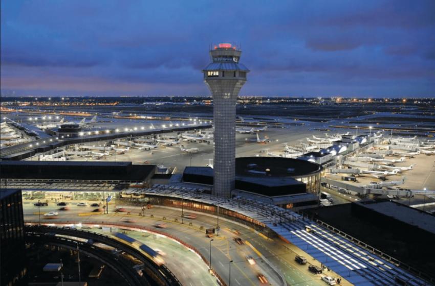 Аэропорт Чикаго О'Хара, США
