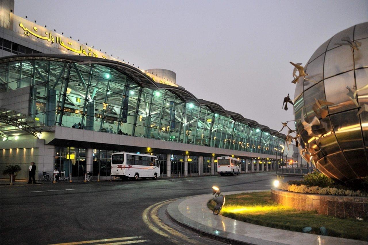 Большой аэропорт Каир, Египет