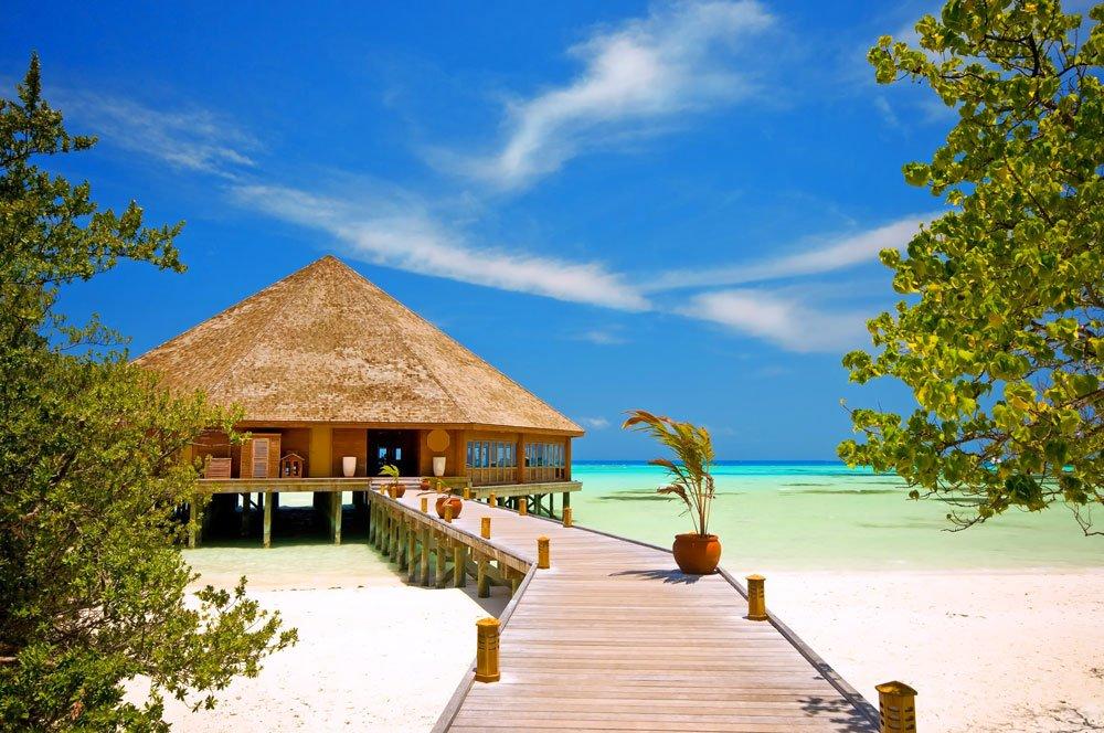 Мальдивы яркая страна от серых будней