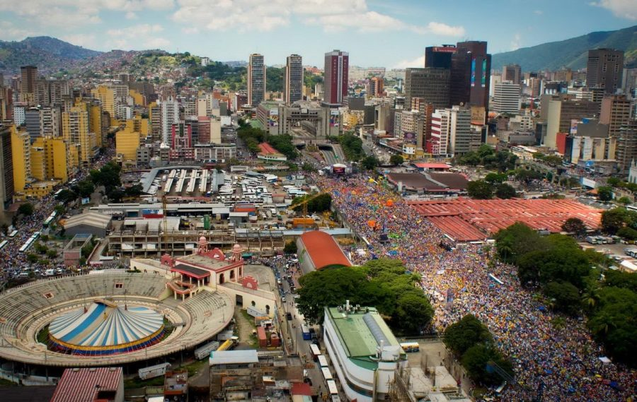 Венесуэла страна где много полных