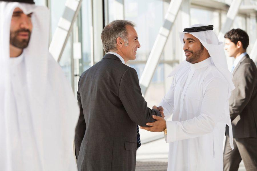 Разговор на арабском языке
