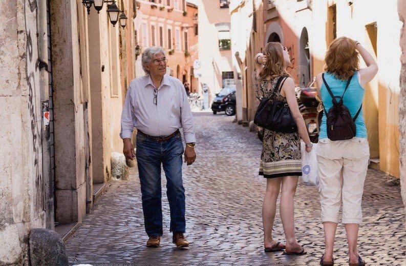 Заблудиться туристу в Греции