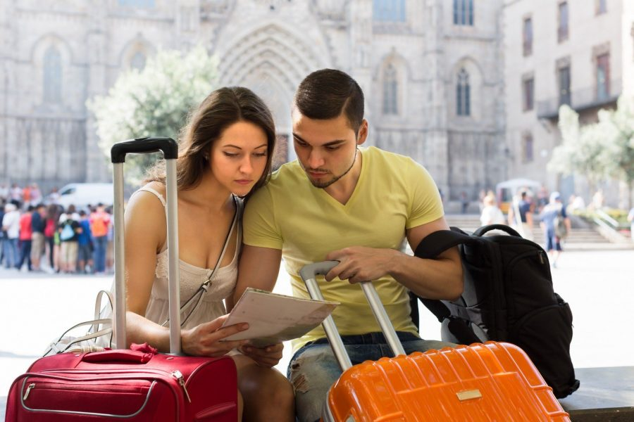 Понадобилась помощь туристу в Греции