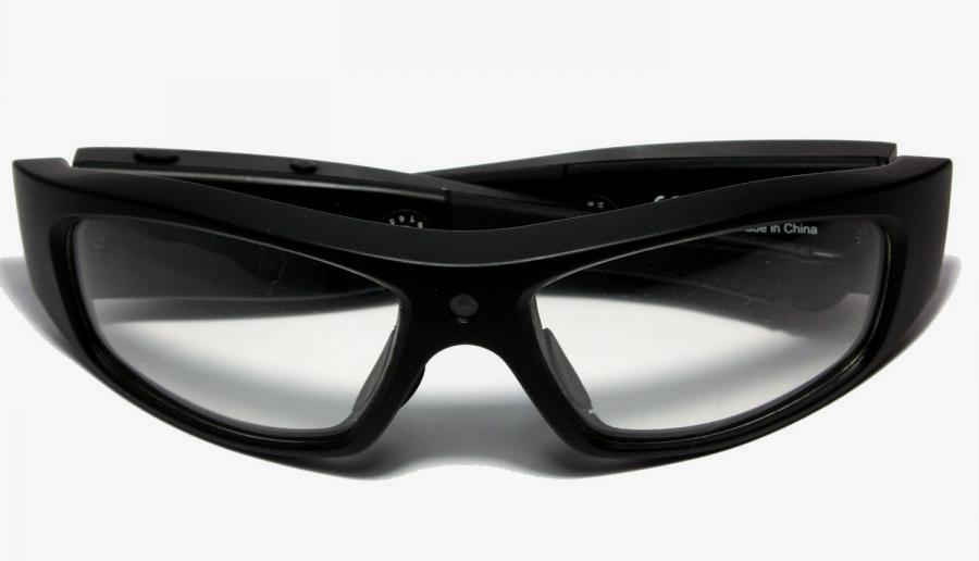 Очки с камерой для путешественника