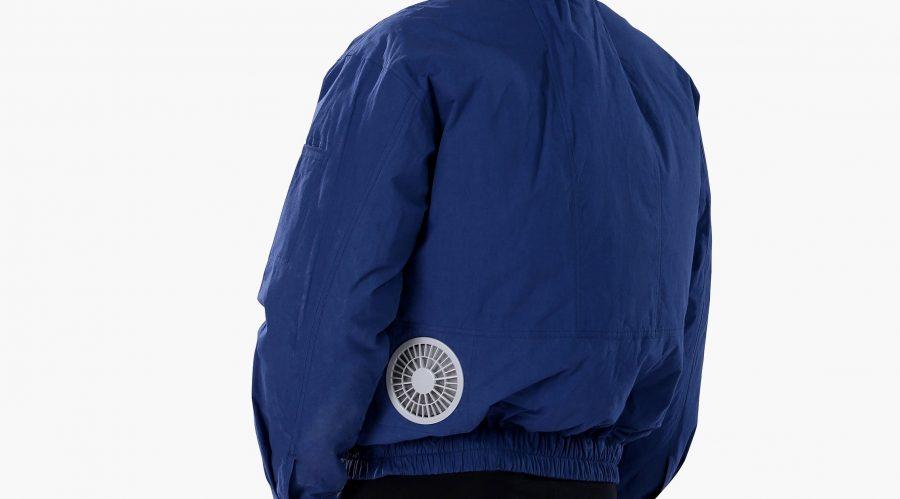 Куртка с кондиционером для туриста
