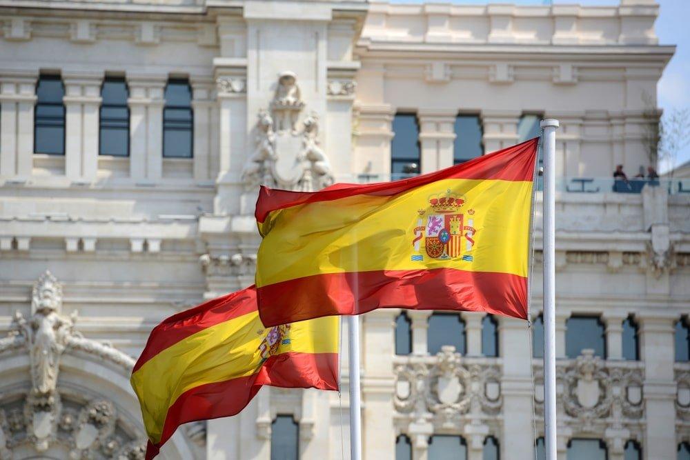 Путешествие туриста в Испанию