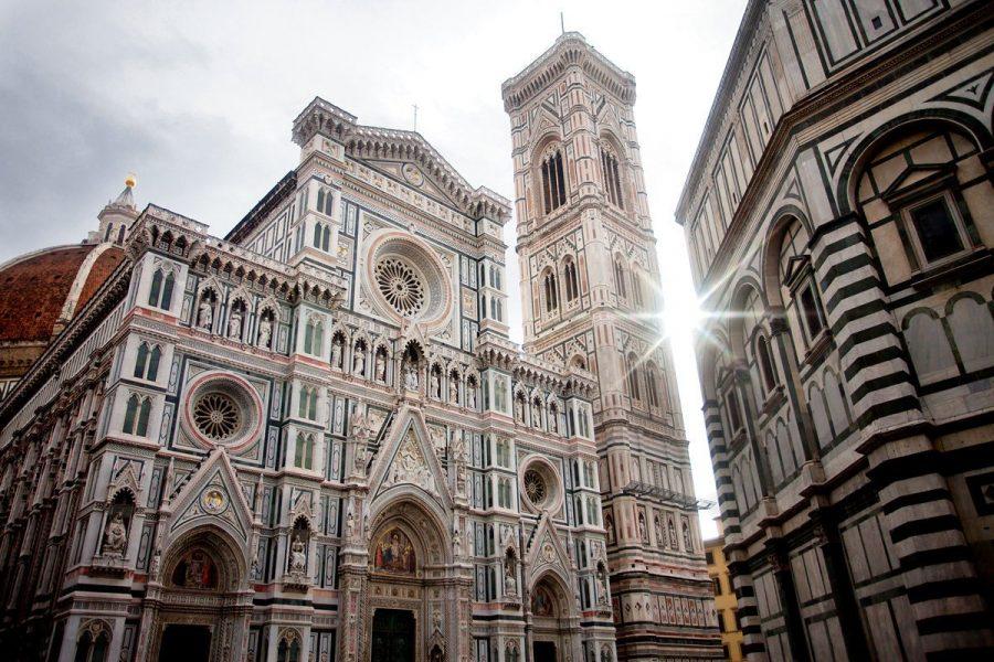 Флорентийская готика Санта-Марии-дель-Фьоре