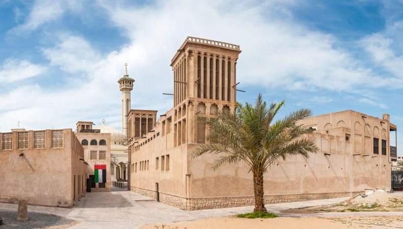Старинный арабский квартал