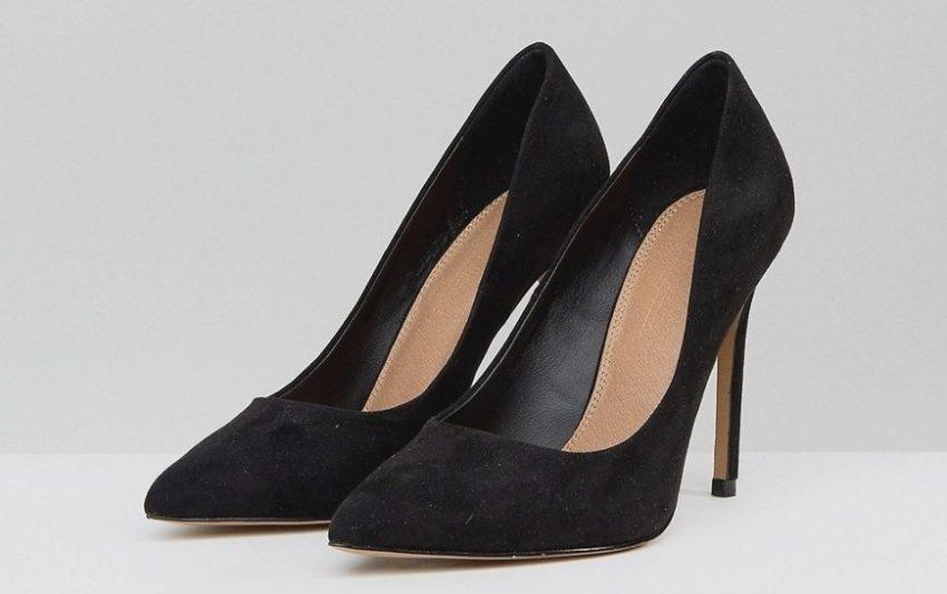 Взять с собой обувь на каблуках