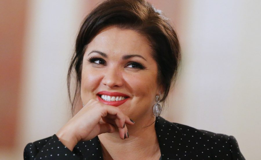 Анна Нетребко гражданка Австрии