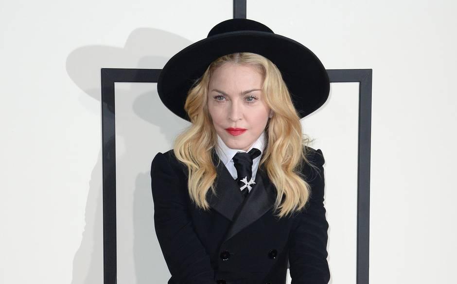 Мадонна звезда первой величины