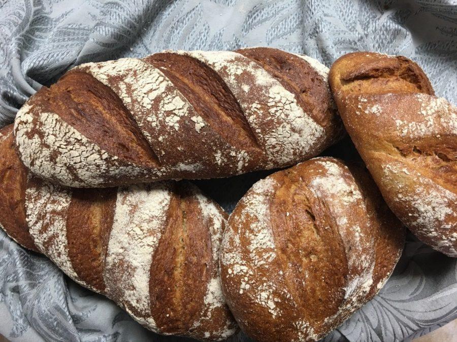 Хлеб выпекаемый в Германии