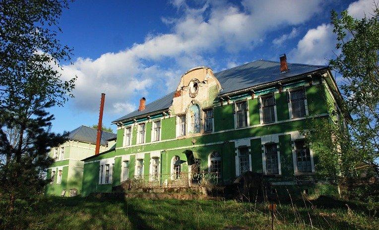 Отель Межутоки в поселке Ильятино