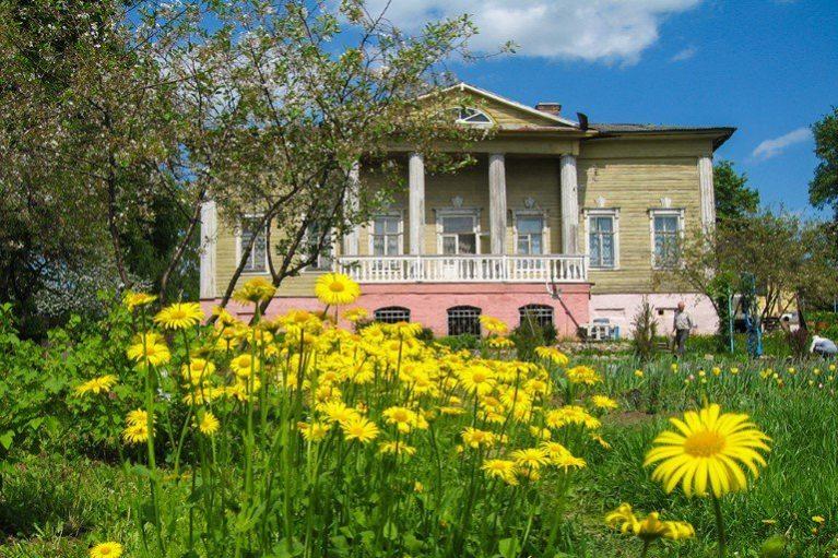 Отель дворян Зацепиных в ярославской области