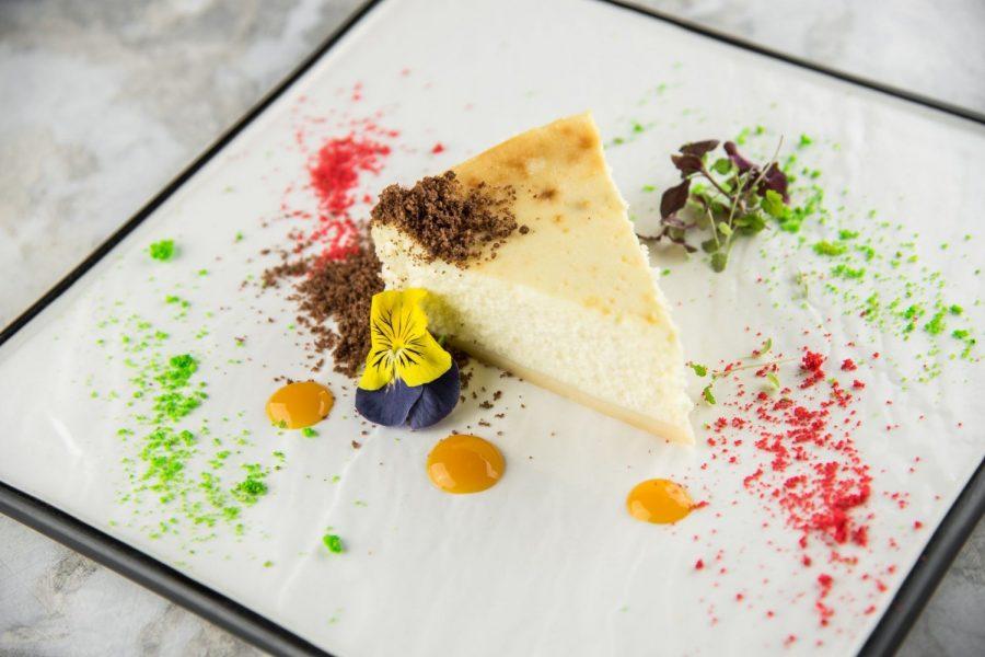 Несладкий десерт из сыра