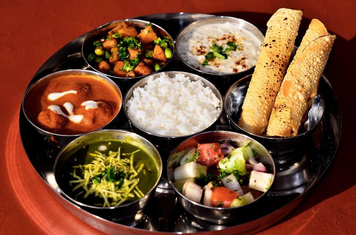 Трата на питание в Индии