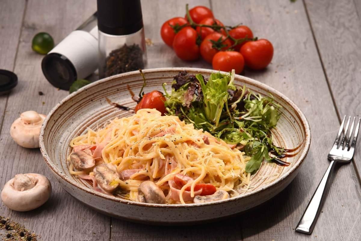 Трата на питание в Италии