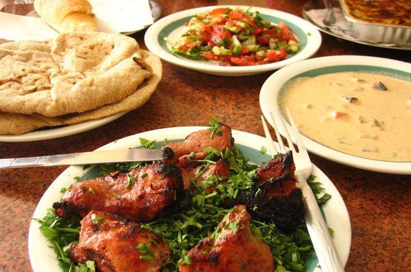 Трата на питание у египтян