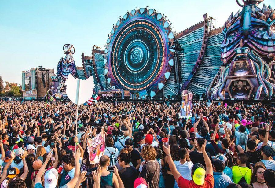 Фестиваль музыки Coachella, США