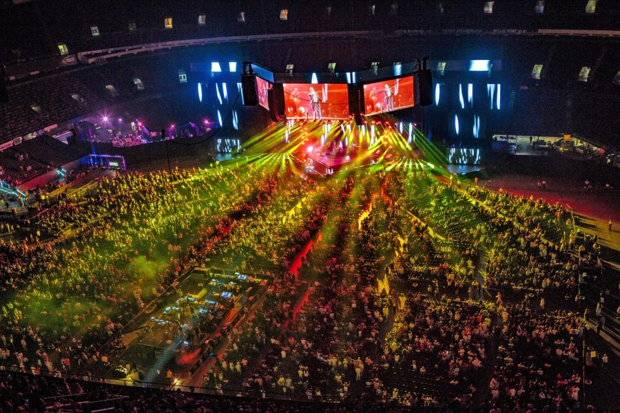 Фестиваль музыки Essence, США