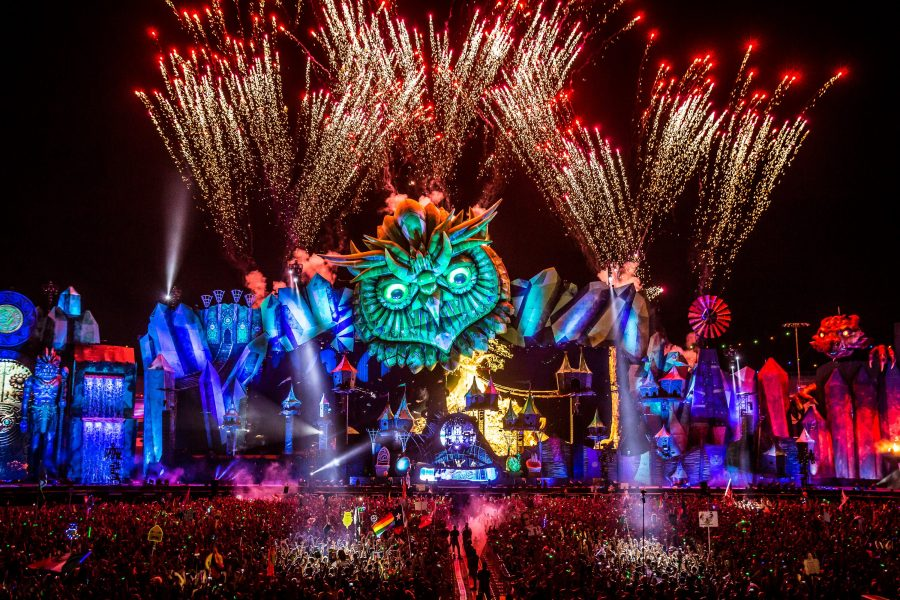 Electric Daisy Carnival, США