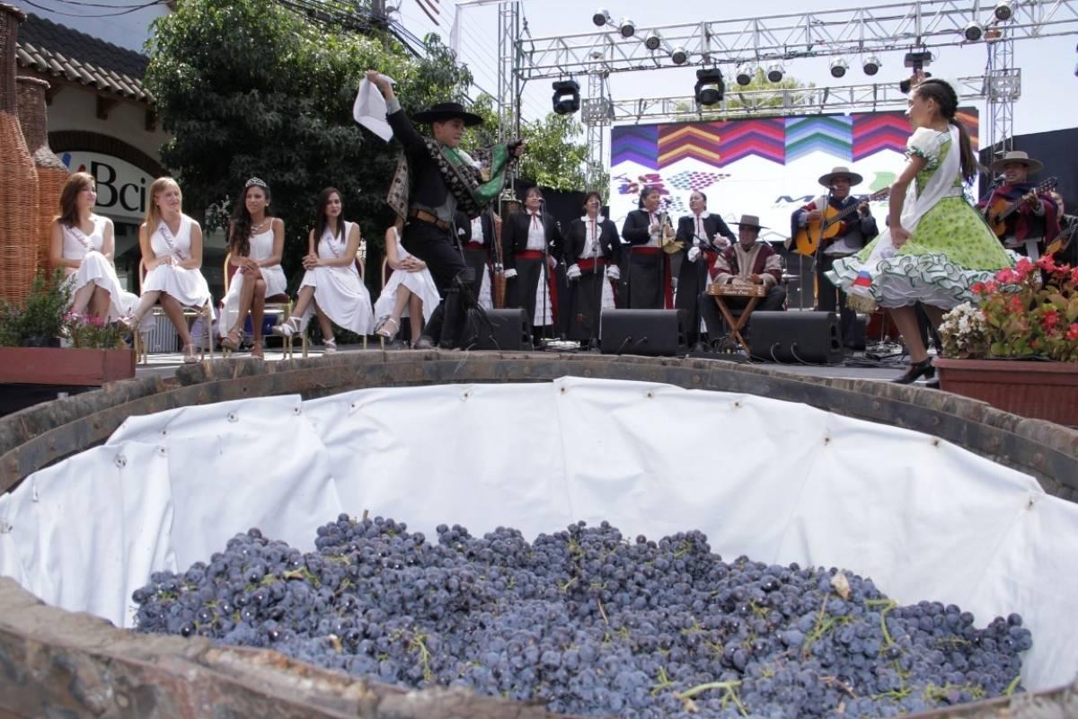 Винный фестиваль Вендимия