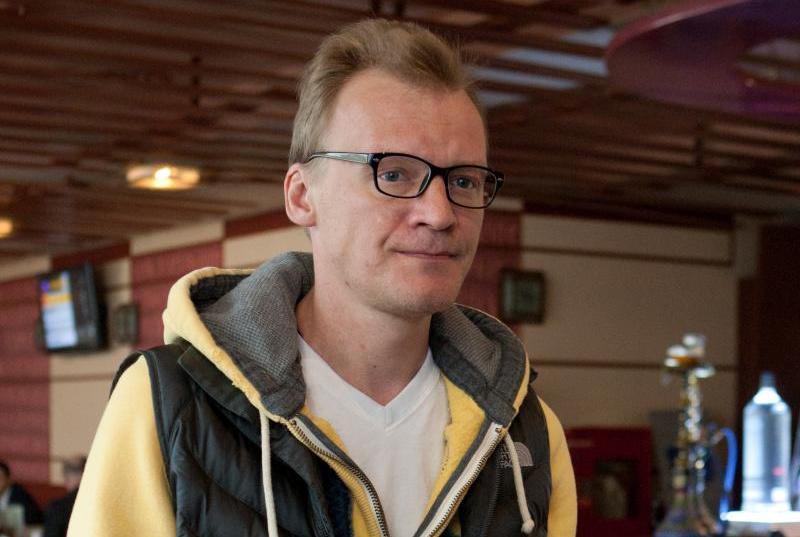 Алексей Серебряков в Канаде