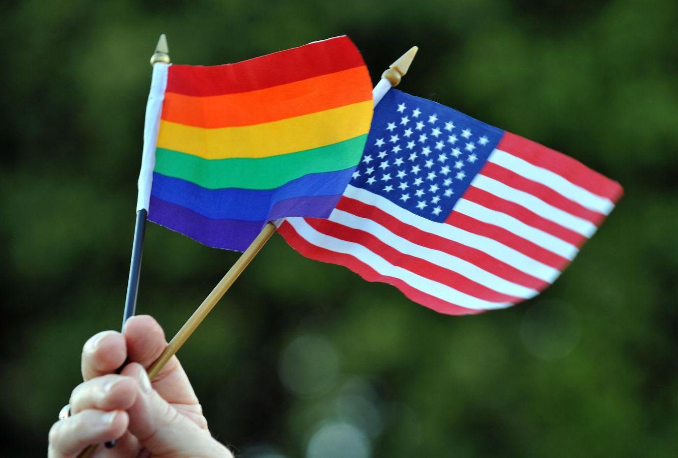 Поддержка американцами ЛГБТ