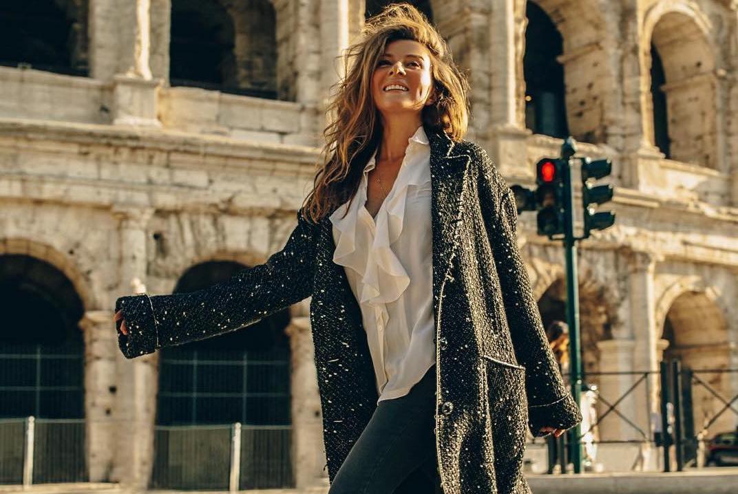 Жанна Бадоева путешественница