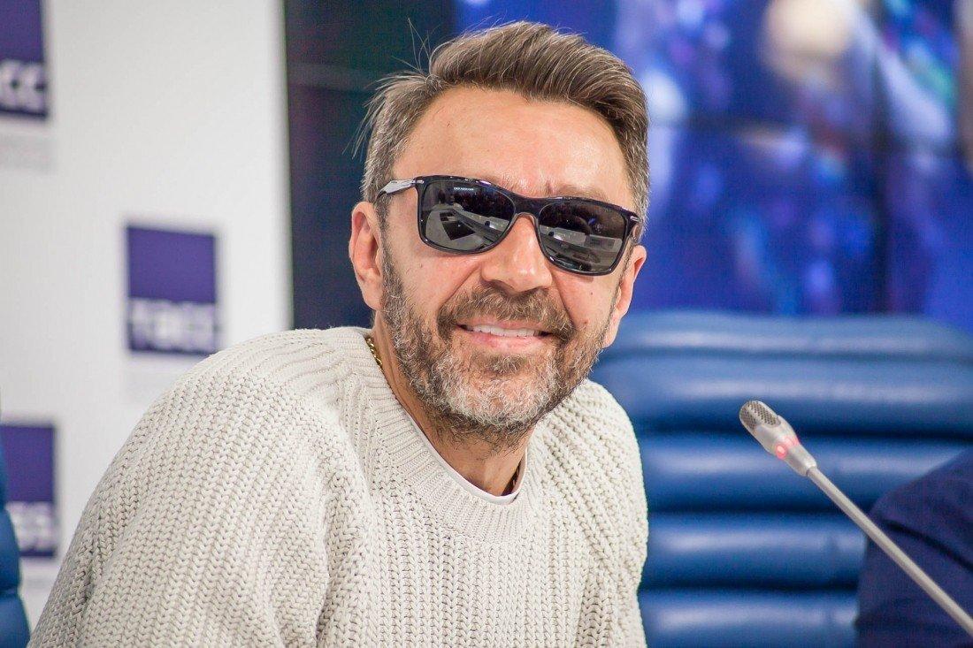 Сергей Шнуров путешествует