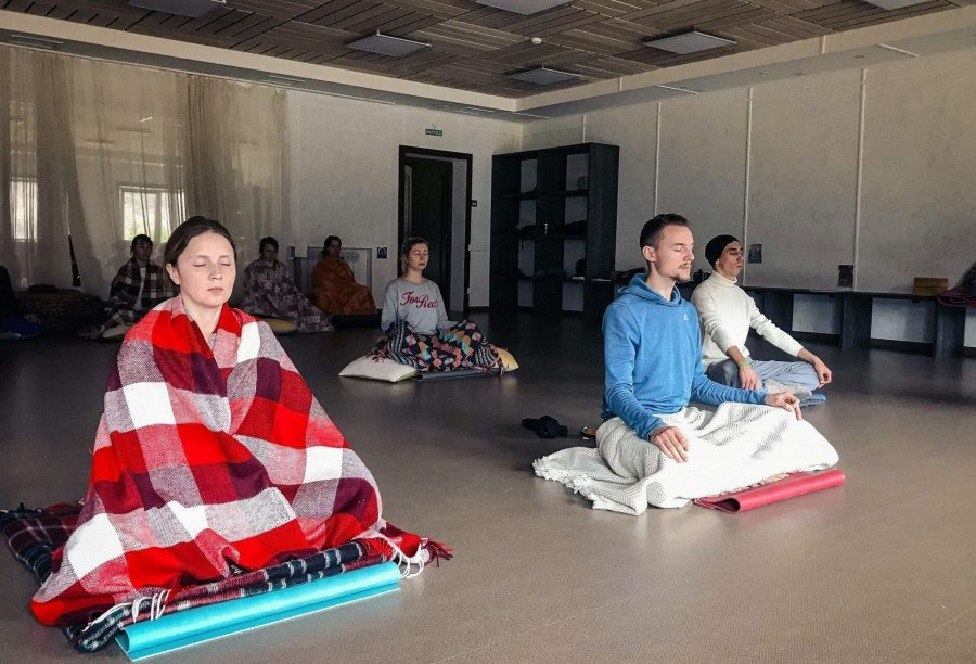 Курс медитаций Випассаны в Катманду