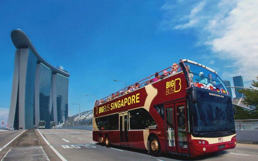 Обзорный тур по городу Сингапур