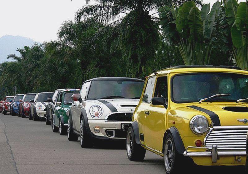 Дорогие автомобили в Индонезии