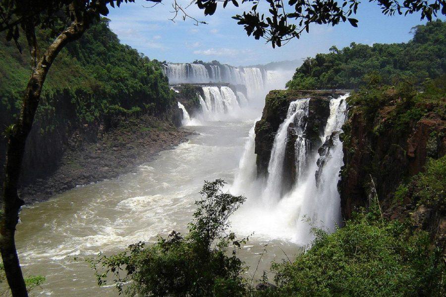 Национальный парк Игуасу, Бразилия/Аргентина