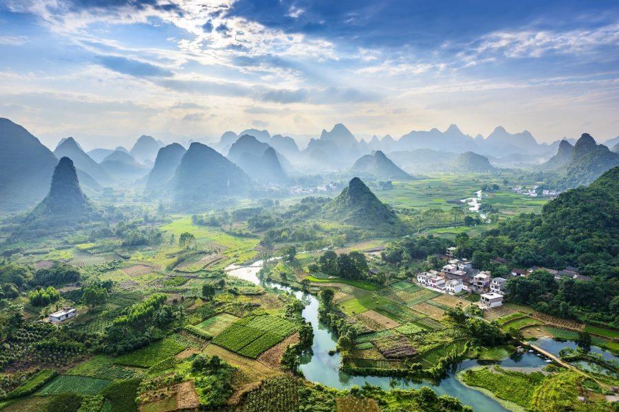 Национальный парк Лицзян, Китай
