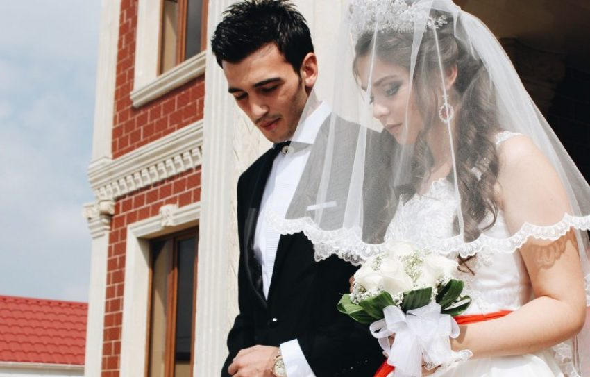 Невеста из России в Турции