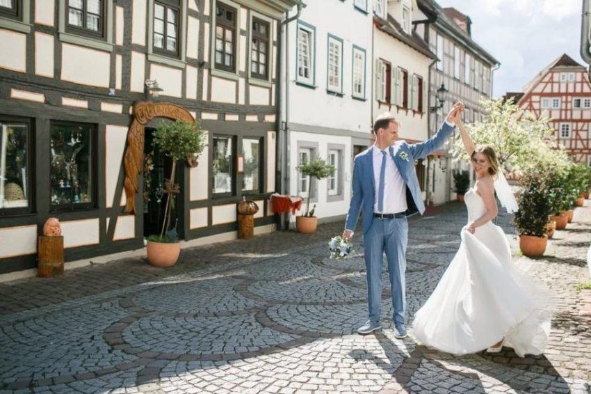 Невеста из России в Германии