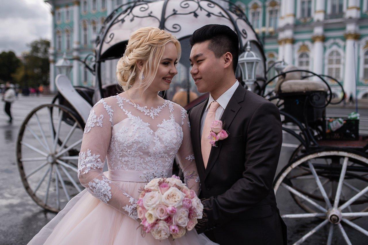 Невеста из России в Китае