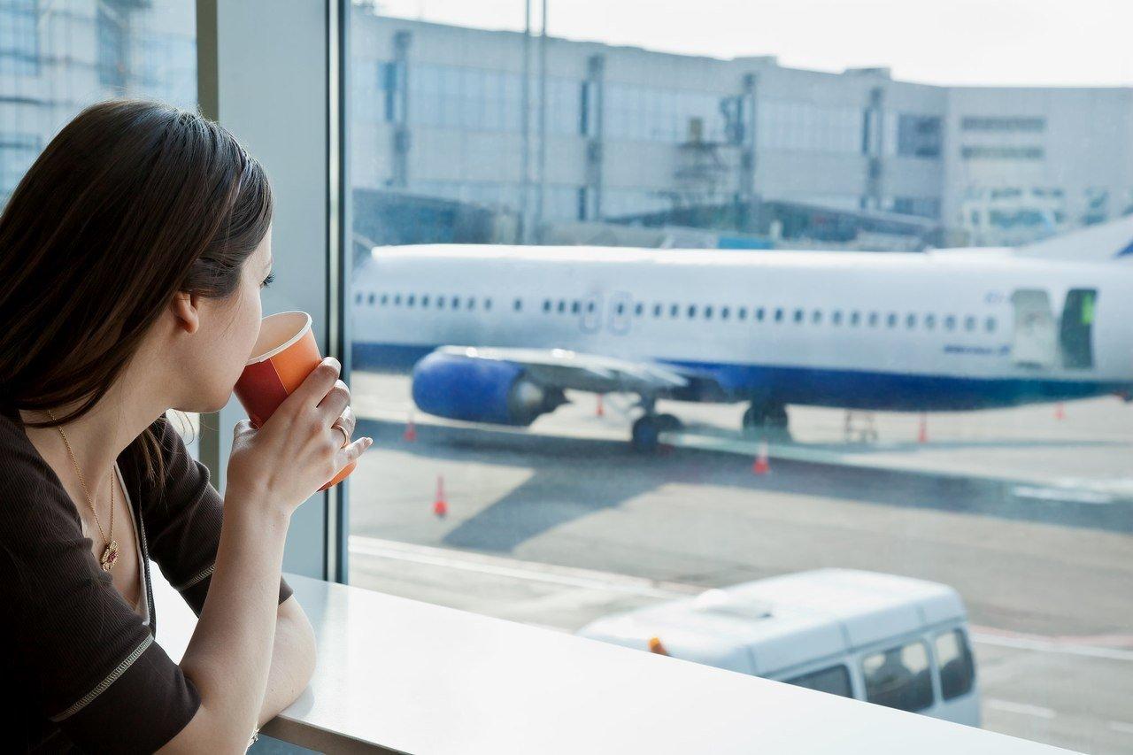 Дорогая еда в аэропортах