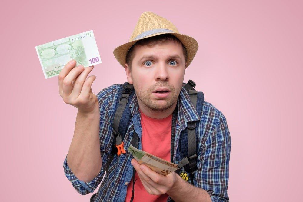 расходы туристов